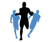 Ikast Marathon Logo